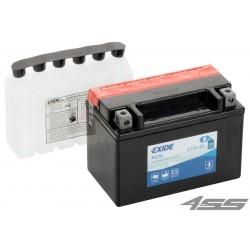 Motobatéria Exide ETX9-BS (AGM)