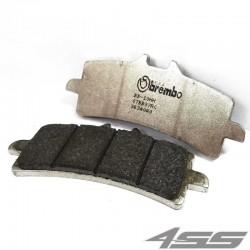 Predné platničky Brembo 07BB37RC Carbon/Ceramic (Okruh)