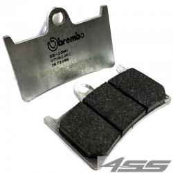 Predné platničky Brembo 07YA23RC Carbon/Ceramic (Okruh)