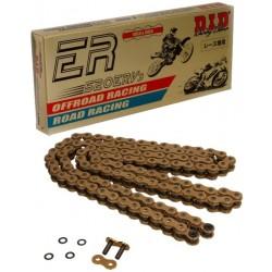 DID reťaz 520 ERV3 zlatá - zvoľte dĺžku