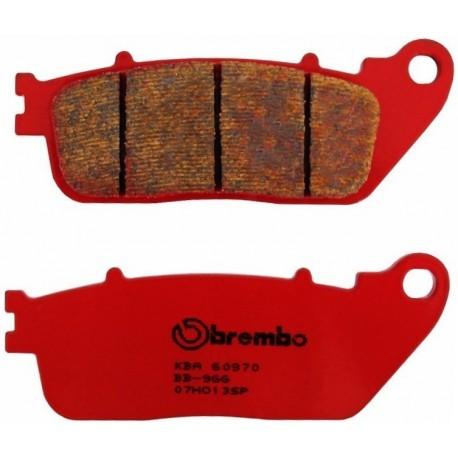 Zadné platničky Brembo 07HO13SP Sinter