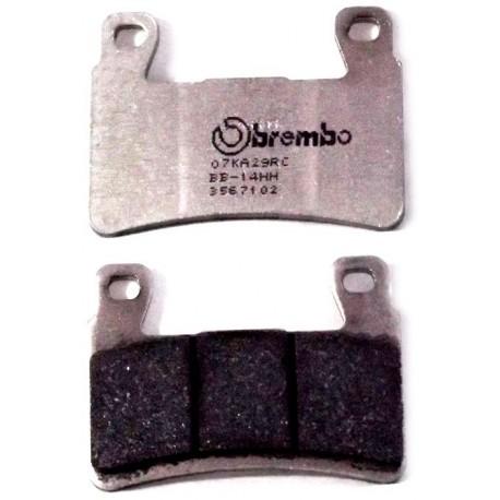 Predné platničky Brembo 07KA29RC Carbon/Ceramic (Okruh)