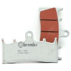 Predné platničky Brembo 07SU19SC Sinter (Cesta/Okruh)