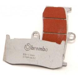 Predné platničky Brembo 07GR06SC Sinter (Cesta/Okruh)