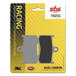Predné platničky SBS 782DC Dual Carbon (Okruh)
