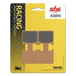 Predné platničky SBS 838RS Sinter (Cesta/Okruh)