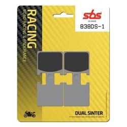 Predné platničky SBS 838DS Dual Sinter (Okruh)
