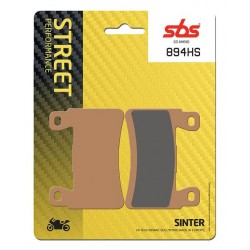 Predné platničky SBS 894HS Sinter (Cesta)