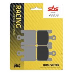 Predné platničky SBS 788DS Dual Sinter (Okruh)