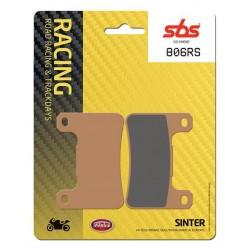 Predné platničky SBS 806RS Sinter (Cesta/Okruh)