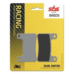 Predné platničky SBS 806DS Dual Sinter (Okruh)
