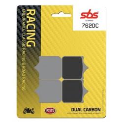 Predné platničky SBS 762DC Dual Carbon (Okruh)