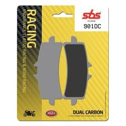 Predné platničky SBS 901DC Dual Carbon (Okruh)