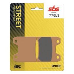 Zadné platničky SBS 770LS Sinter (Cesta)