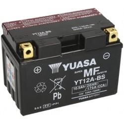 Motobatéria YUASA YT12A-BS (AGM)
