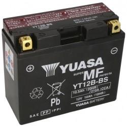 Motobatéria YUASA YT12B-BS (AGM)