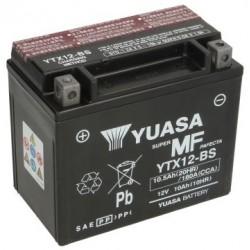 Motobatéria YUASA YTX12-BS (AGM)
