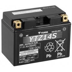 Motobatéria YUASA YTZ14S (AGM)