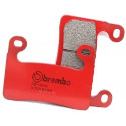 Predné platničky Brembo 07GR90SA Sinter (Cesta)