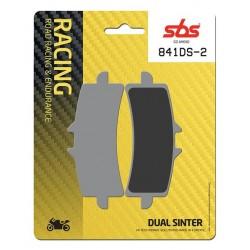 Predné platničky SBS 841DS-2 Dual Sinter (Okruh)