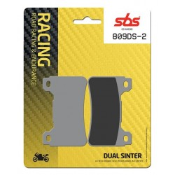 Predné platničky SBS 809DS-2 Dual Sinter (Okruh)