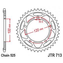Reťazová rozeta JTR713