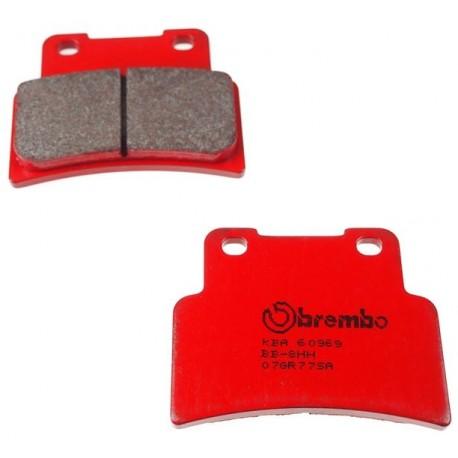 Predné platničky Brembo 07GR77SA Sinter (Cesta)