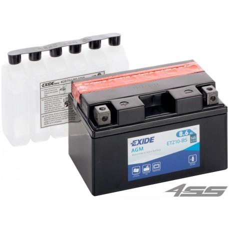 Motobatéria Exide ETZ10S-BS (AGM)