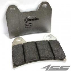 Predné platničky Brembo 07BB19RC Carbon/Ceramic (Okruh)