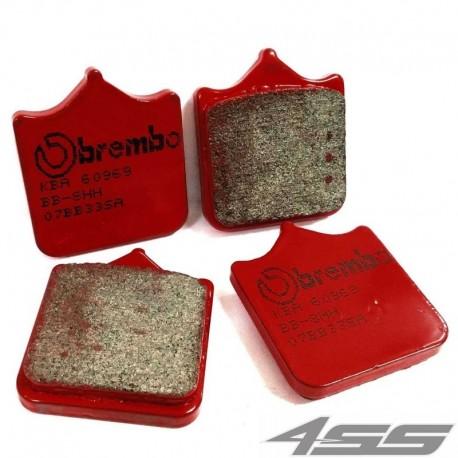 Predné platničky Brembo 07BB33SA Sinter (Cesta)