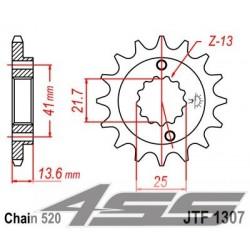 Predné kolečko JTF1307