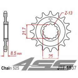 Predné kolečko JTF1537