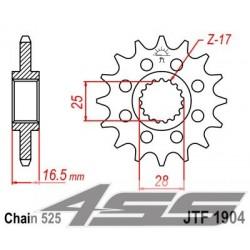 Predné kolečko JTF1904