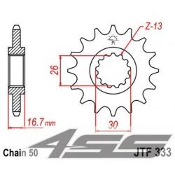 Predné kolečko JTF333