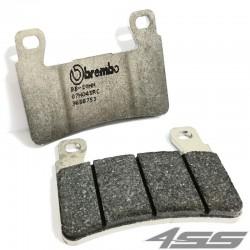 Predné platničky Brembo 07HO45RC Carbon/Ceramic (Okruh)