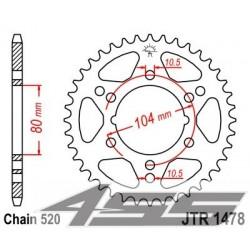 Reťazová rozeta JTR1478