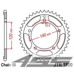 Reťazová rozeta JTR1800
