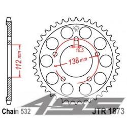 Reťazová rozeta JTR1873