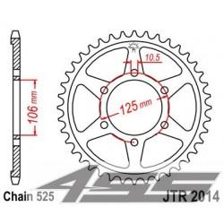 Reťazová rozeta JTR2014