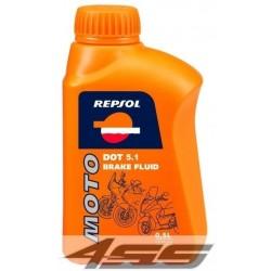Brzdová kvapalina Repsol DOT 5.1 500ml