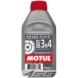Brzdová kvapalina Motul DOT 4 500ml