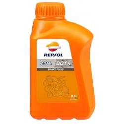 Brzdová kvapalina Repsol DOT4 500ml