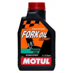 Tlmičový olej Motul Fork Oil Medium 10W 1L