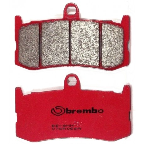 Predné platničky Brembo 07GR06SA Sinter (Cesta)