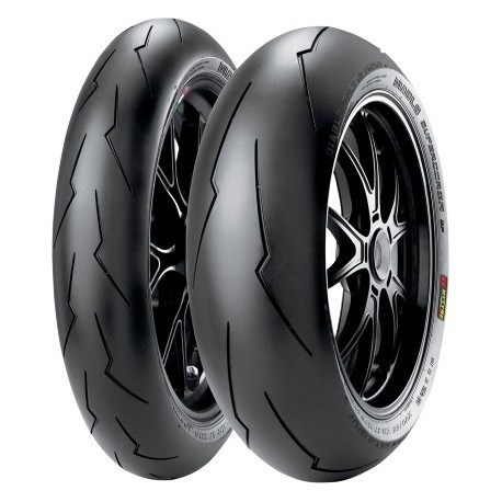 120/70 ZR 17 M/C TL (58W) Pirelli Diablo Supercorsa SP V2