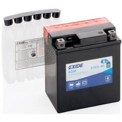 Motobatéria Exide ETX7L-BS (AGM)