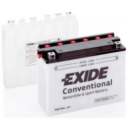 Motobatéria Exide EB16AL-A2