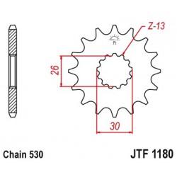 Predné kolečko JTF1180