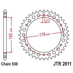 Reťazová rozeta JTR2011