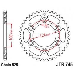 Reťazová rozeta JTR745